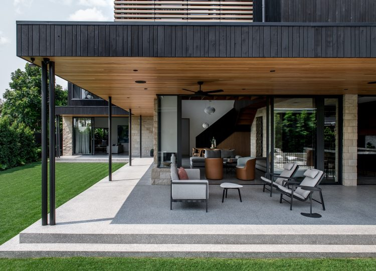 est living kelder architects avonleigh queenslander 07 750x540