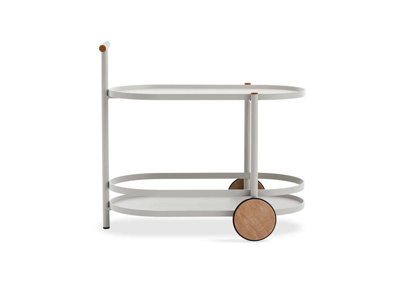 est living kun design pipe bar cart 01