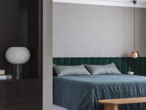 Bedroom | Lindfield House Bedroom by Daniel Boddam
