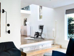 Living | Church Residence Living Room by Doherty Design Studio