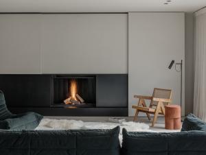 Living | A Flemish Affair Living Room by Pieter Vanrenterghem