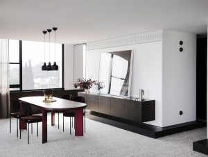 Dining | Longwood Apartment Dining Room by Studio Prineas