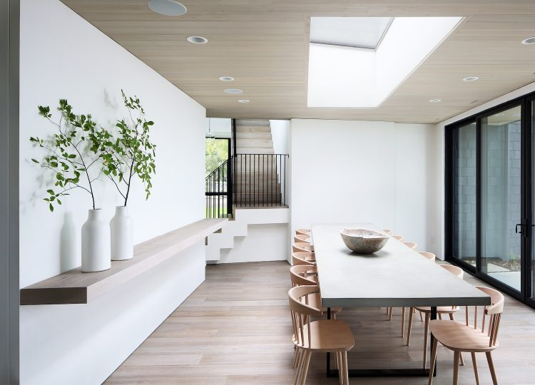 Dining | O.P. Residence Dining Room by Bruns Architecture and Lindsay Pauly
