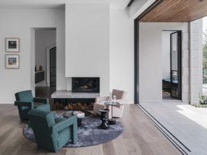 Living 1 | Brighton Homestead Living Room by Robson Rak