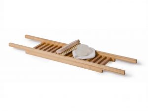 Wireworks Arena Bamboo Bath Bridge