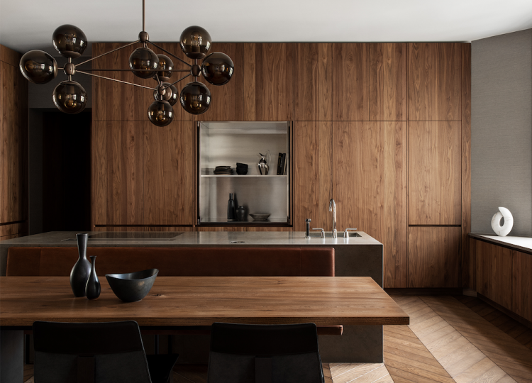 Kitchen | Strandvagen Kitchen by Louise Liljencrantz