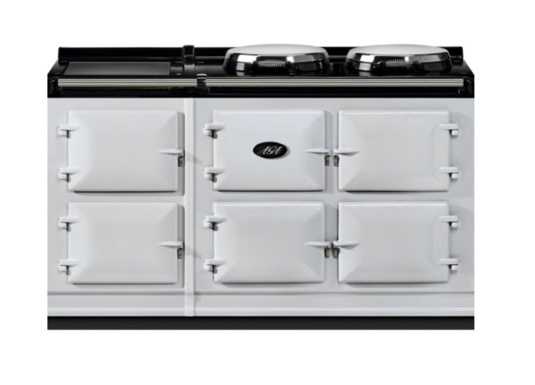 AGA Total Control 5-Oven Cooker (Pearl Ashes)