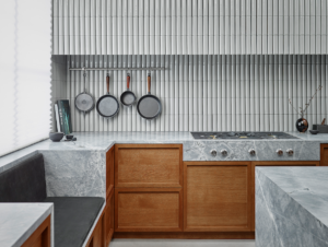 Kitchen | Sibyllegatan Apartment Kitchen by Lilijencrantz