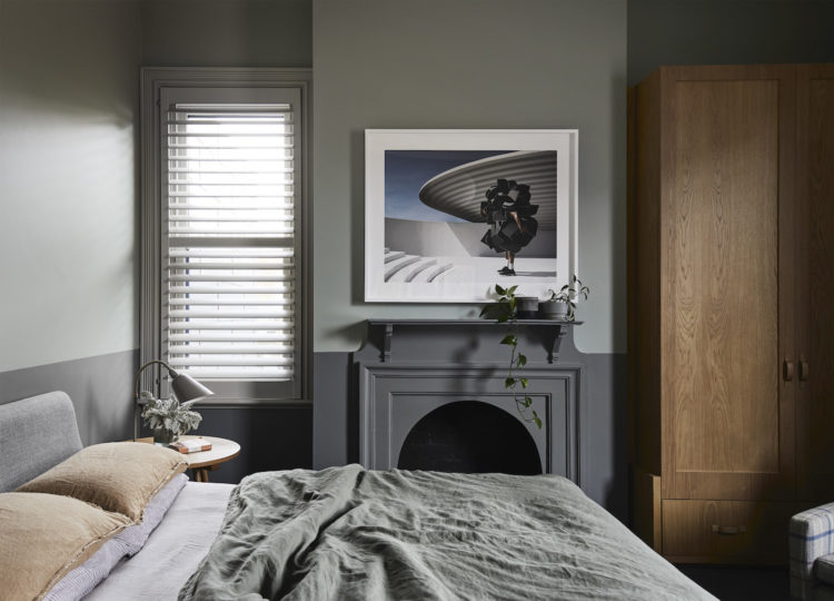 Bedroom 1 | Armadale Residence by Pleysier Perkins and Sanders & King
