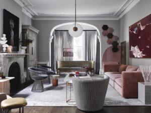Living | Art House Living Room by Studio CD
