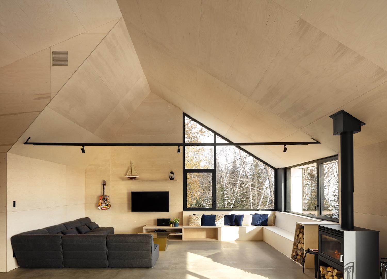 est living bourgeois lechasseur architects cabin a 09