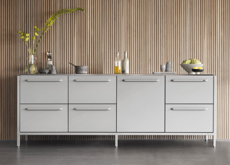 Vipp Kitchen (Grey)