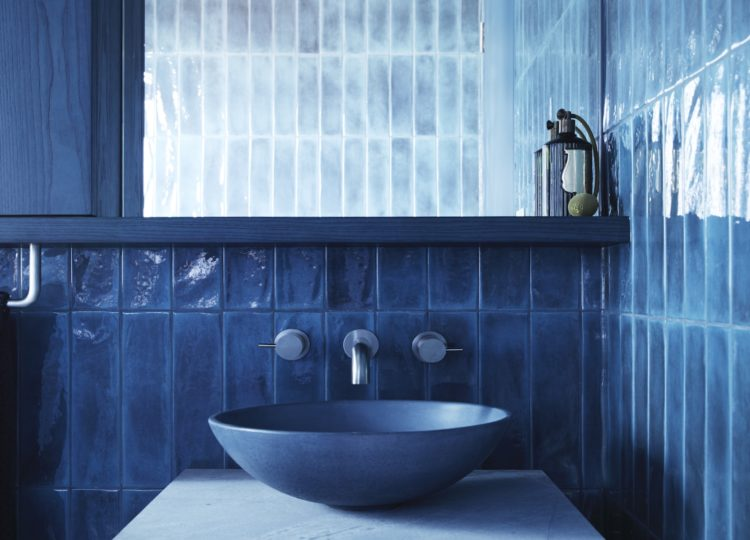 Bathroom | Balmoral Blue House Bathroom by esoteriko