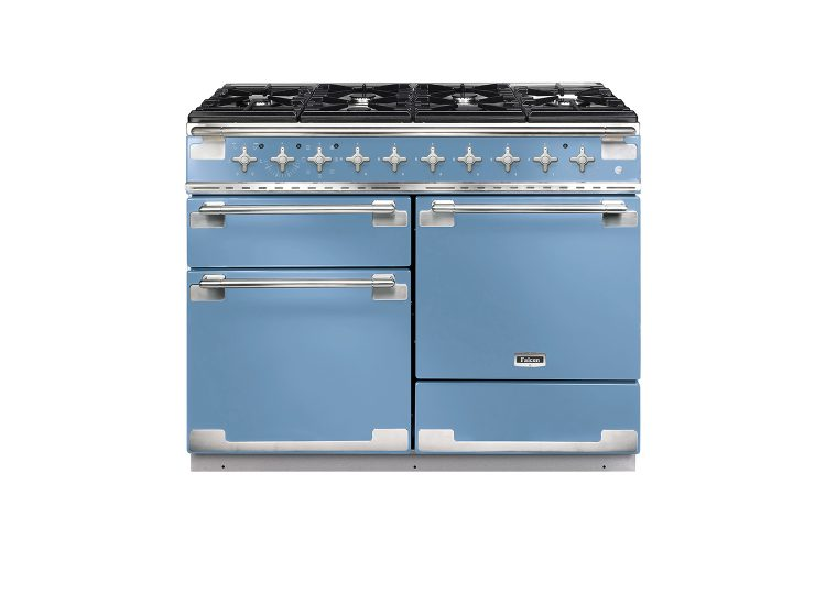 Falcon Elise 110cm Dual Fuel Range Cooker (China Blue)