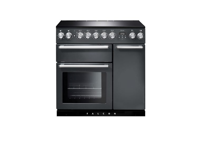 Falcon Nexus 90cm Induction Range Cooker (Slate & Chrome)