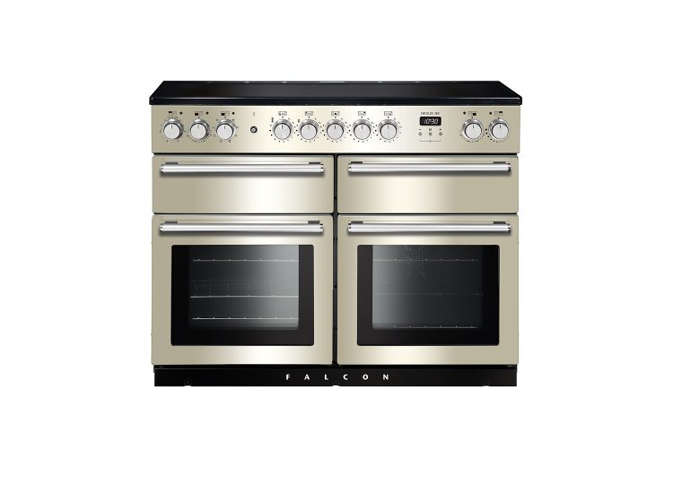Falcon Nexus SE 110cm Induction Range Cooker (Ivory & Chrome)