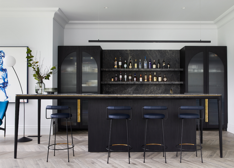 Bar & Cellar | Forever Home Bar by Biasol