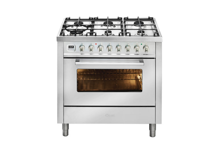 ILVE Single Oven Freestanding Cooker