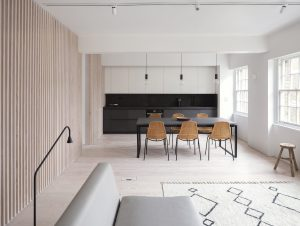 Marylebone Apartment by Proctor and Shaw