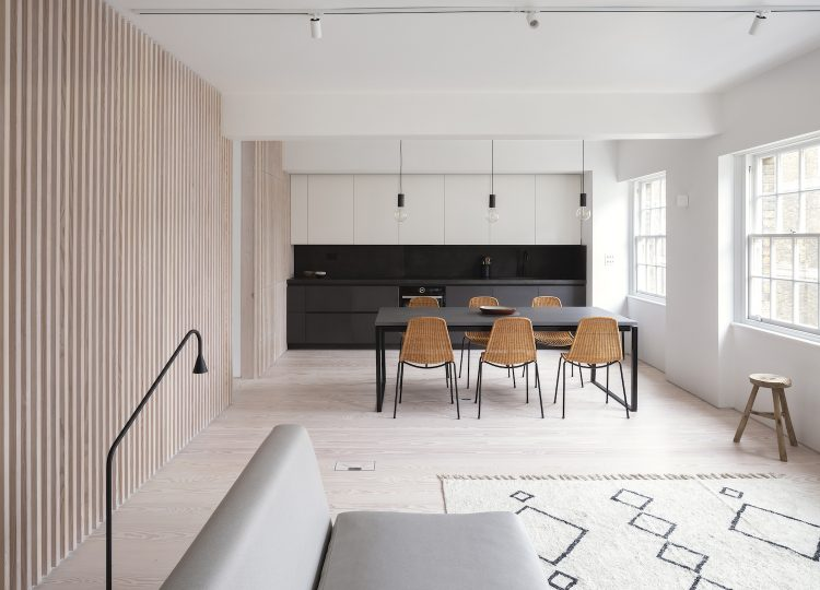 Marylebone Apartment by Proctor & Shaw