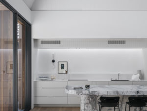 Kitchen | Pacific House Kitchen by Penman Brown