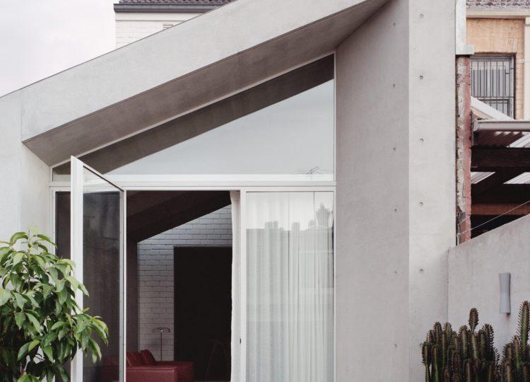 Concert Hall House by Pandolfini Architects
