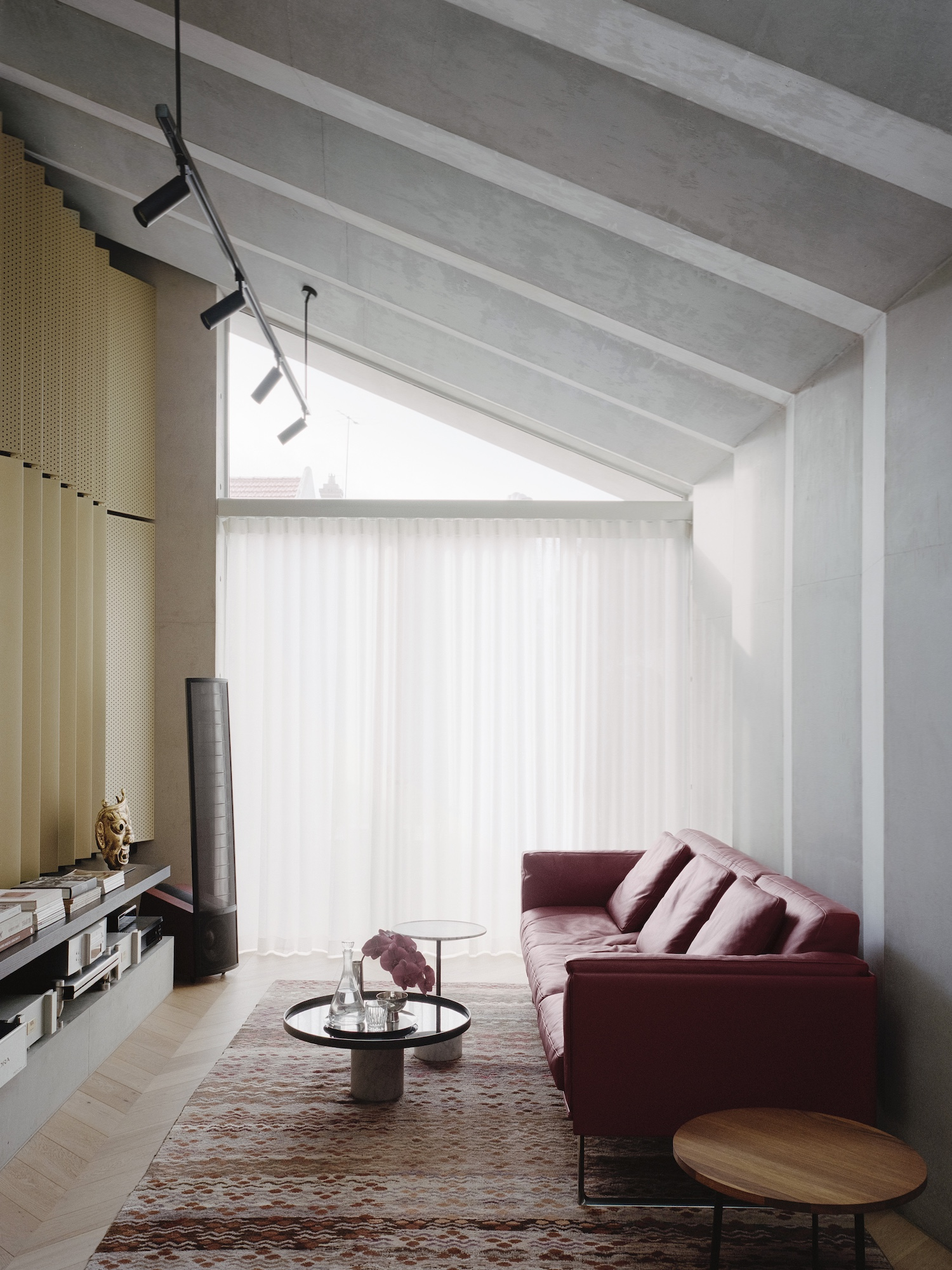 est living pandolfini architects concert hall house 06