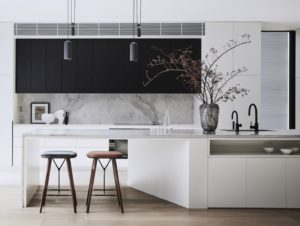 Kitchen | Harbourview House Kitchen by Penman Brown