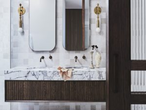 Bathroom 1 | Harbourview House Bathroom by Penman Brown