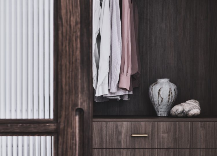 Wardrobes & Walk-In Robes | Harbourview House Walk-In Robe by Penman Brown