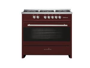 Nine to Know | Coloured Freestanding Ovens