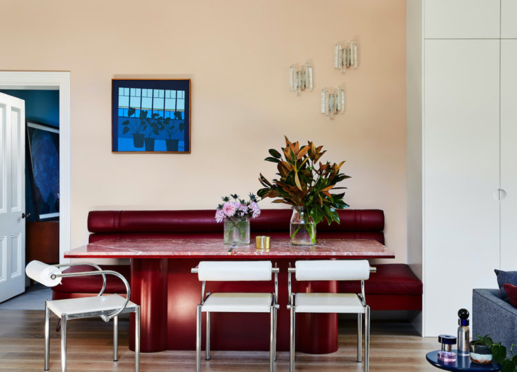 Dining | South Yarra Residence 3 Dining Nook by Full of Grace Interiors