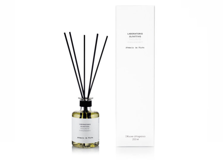 Arancio in Fiore Diffuser by Laboratorio Olfattivo