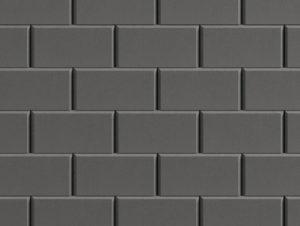 Austral Masonry Hayman Retaining Wall Blocks – Charcoal