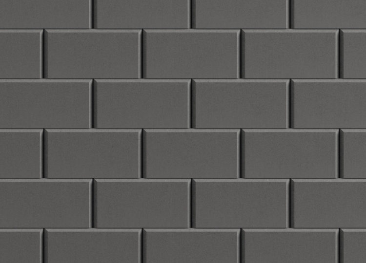 Austral Masonry Hayman Retaining Wall Blocks – Charcoal