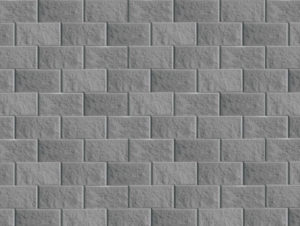 Austral Masonry Heron Retaining Wall Blocks – Charcoal