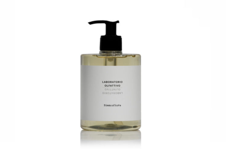 Biancofiore Liquid Soap by Laboratorio Olfattivo