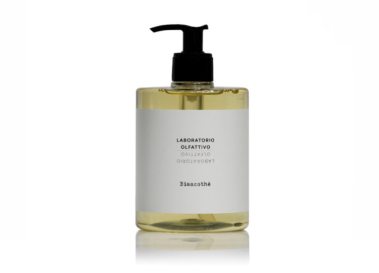 Biancothe Liquid Soap by Laboratorio Olfattivo