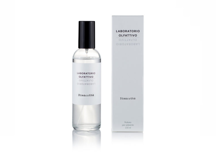 Biancothe Room Spray by Laboratorio Olfattivo