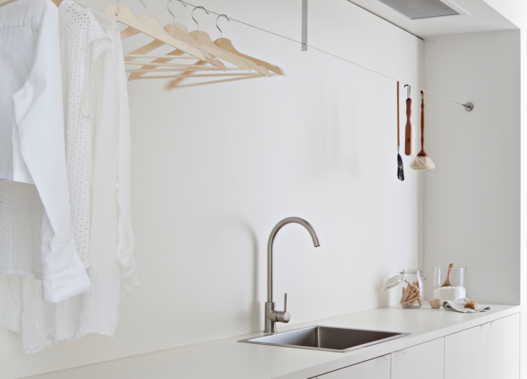 Laundry | Bourne Road Residence Laundry by studiofour