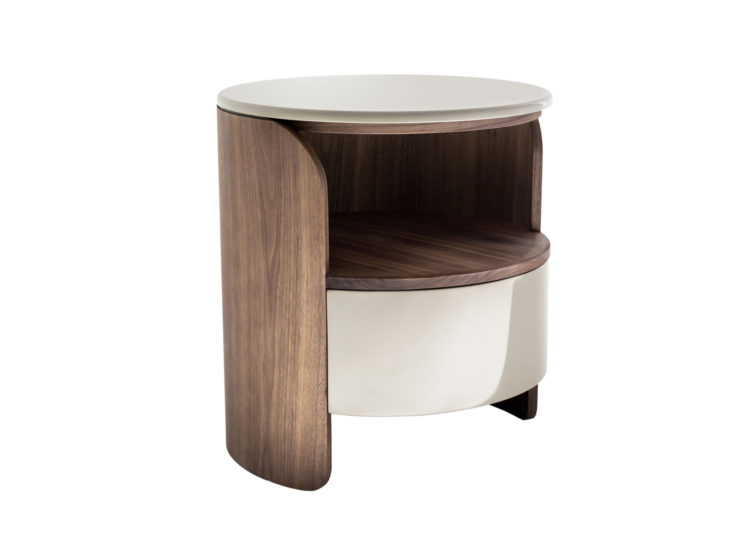 HC28 Cosmopolitan Anni Bedside Table