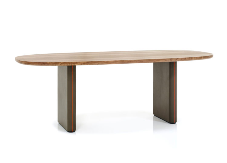 est living domo wittmann merwyn oval dining table 750x540