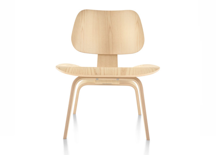 Eames Moulded Plywood LCW Chair