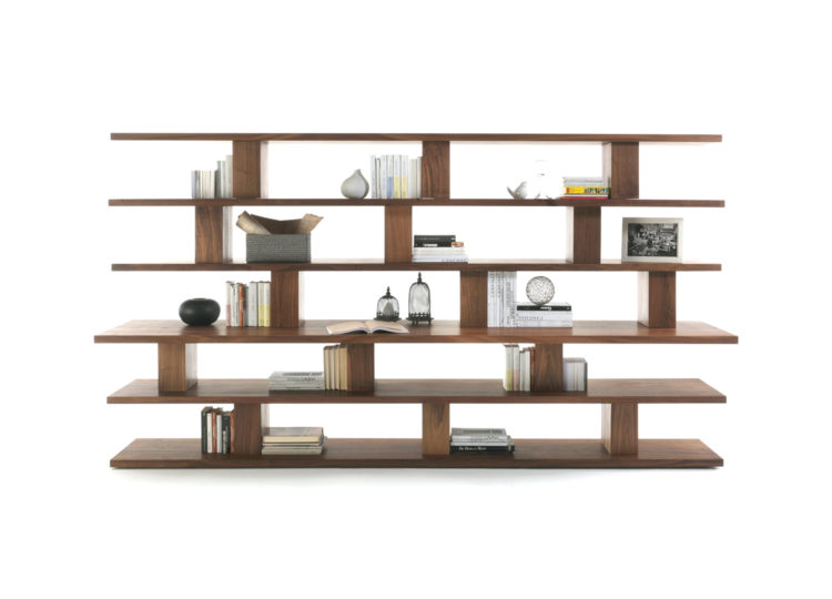 Nine to Know | European-designed Freestanding Bookshelves