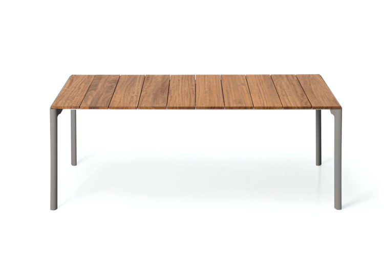 Maki Slatted Table