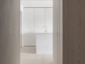 Lokeren Apartment by Baeten Hylebos Architecten