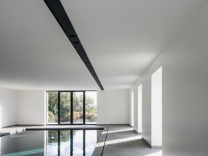 Pools & Pool Pavilions | A Flemish Affair Pool by Pieter Vanrenterghem
