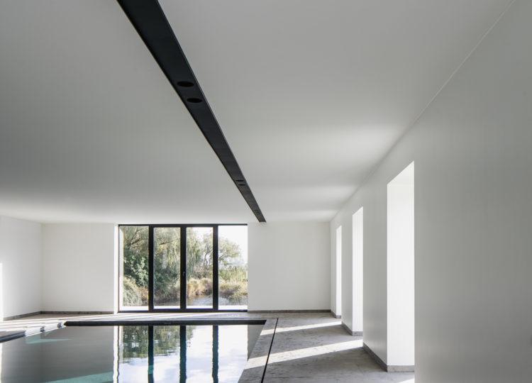 Pools & Pool Pavilions | A Flemish Affair Pool by Pieter Vanrenterghem