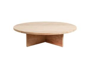 Robert Plumb Chunky Round Coffee Table