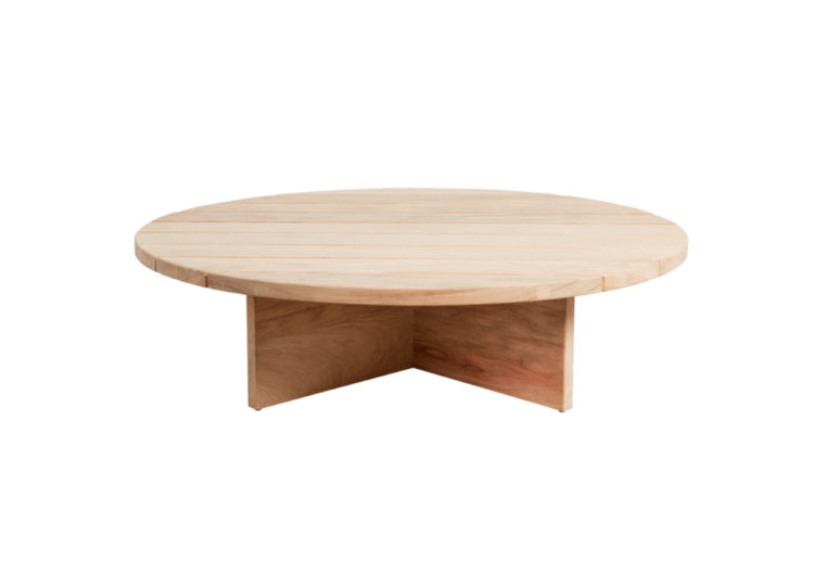 Robert Plumb Chunky Round Coffee Table